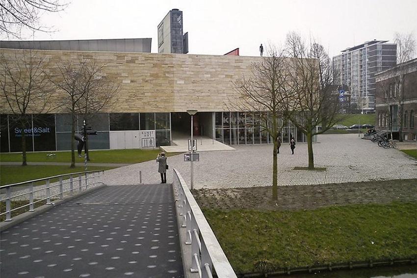 The art integration in contemporary architecture