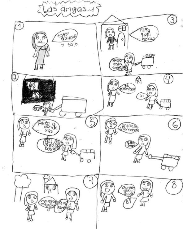 La historieta como herramienta educativa en la iniciación artística ...