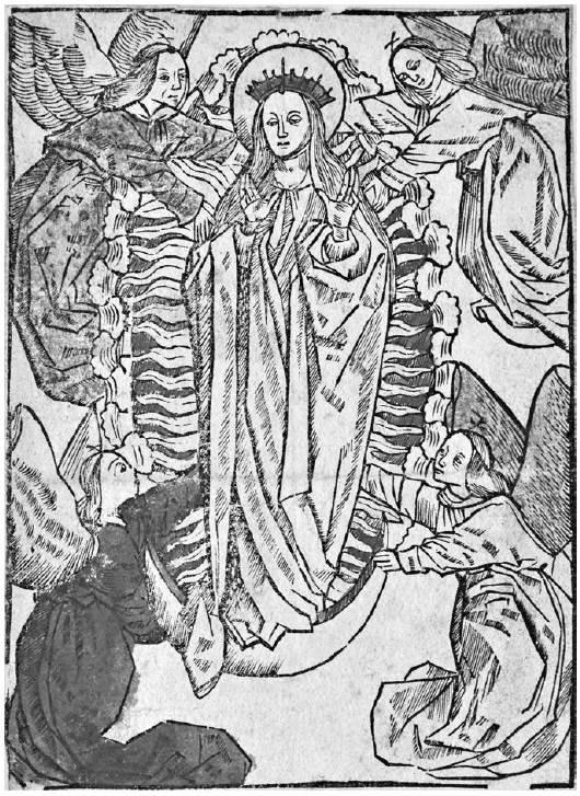 Antecedentes Iconográficos De La Imagen De La Virgen De