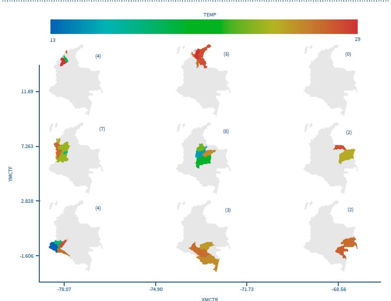 Métodos gráficos de análisis exploratorio de datos espaciales con ...