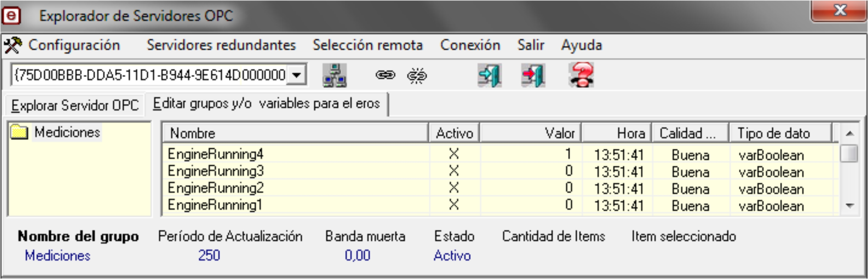 """Web Client and SCADA Applications for Monitoring the """"Cayo"""