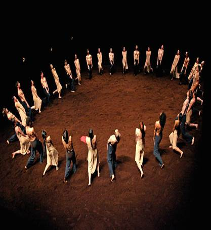O Teatro Da Experiência Coreografado Por Pina Bausch