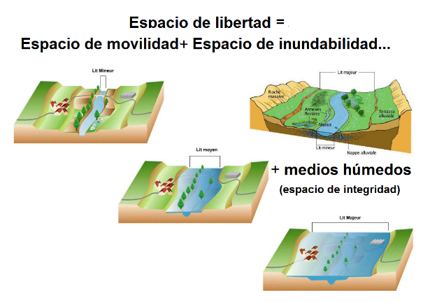 El Río Y Su Territorio Espacio De Libertad Un Concepto De