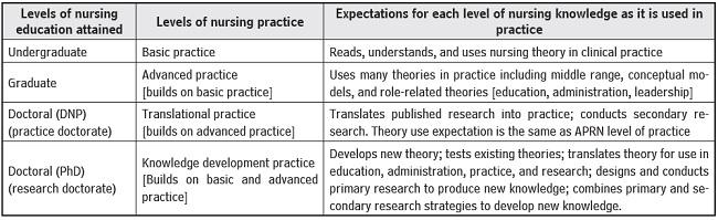 Visor Redalyc - Considering Nursing Theory Certification